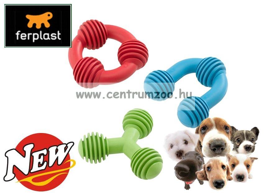 72f911974702 Ferplast tartós gumi rágcsa és apport játék kutyáknak PA6562 ...