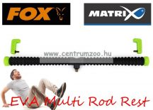 Fox Matrix Ripple EVA Multi Rod Rest Large 40cm bottartó fej bordás (GBA038)