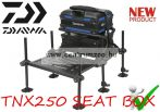 Daiwa TNX 250 Blue Seat Box 2017NEW prémium láda (202759)