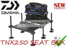 Daiwa TNX 250 Blue Seat Box 2019NEW prémium láda (202759)(TNX250SB-B)