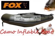 Fox 290 2.9m Green Inflable Boat - Air Deck Green (CIB025)