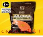 SBS Carp Attract Groundbait ETETŐANYAG 1kg NEW - Squiddy (tintahal)