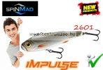 Spinmad Impulse 20g 100mm gyilkos wobbler colours 2701
