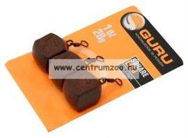 GURU Square Leads feeder ólom 1OZ 28g (GL1)
