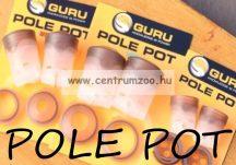 Guru -  POLE POT Extra Small etetőcsésze 2db (GPPXS)
