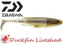 Daiwa Duckfin Liveshad prémium gumihal 10cm 3db Ayu (16705-006)