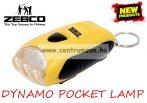 keresőlámpa Zebco Dynamo Pocket Lamp Dinamós kereső lámpa (9895003)