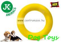 JK Animals Blue Ring tartós gumi rágcsa és apport játék gyűrű kutyáknak 9,5 cm (46190)