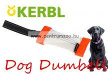 Kerbl Dumbell Small kiképző játék hurokkal 16x6cm (80774)