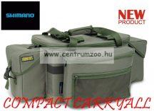 Shimano Compact Carryall horgásztáska oldalrekeszekkel 78x41x31cm  (SHOL01)(SHTR01)