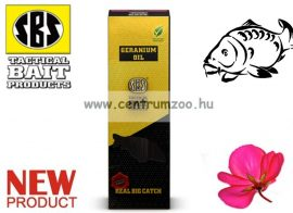 SBS Geranium Essential Oil 20ml nagyon illatos aroma (13274)