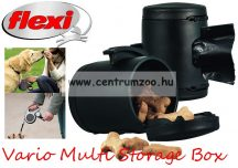 Flexi Vario Multi Box NEW BLACK - FEKETE