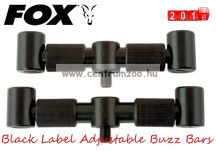 Fox Black Label Adjustable Buzz Bars 2 Rod Adjustable 30cm 2botos (CBB014) kereszttartó