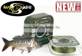 Carp Spirit Herculine 20lbs 9,1kg 20m Camo Green- fonott előkezsinór