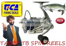 TICA TABBY TB 3000 8+1BB 5,2:1 pergető orsó  (TB3000)