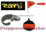 Black Cat Deepground Marker Black Orange etető és jelölő bója felfújható (5570004)