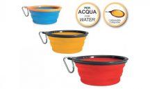 Camon Travel Bowl S utazó etető-itató tál 4,7dl (C037/5)