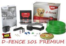D-FENCE PLUSZ PÓTNYAKÖRV D-FENCE-101 termék bővítéséhez 2. kutyához (DF20178)