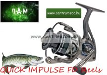 D.A.M QUICK IMPULSE 440 FD  3+1cs elsőfékes orsó (D52763)