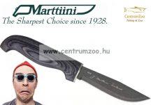 Marttiini Skinner laminated teflon kés (167013T) 23cm prémium bőr tokkal