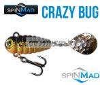 SpinMad Blade Baits gyilkos wobbler CRAZY BUG 6g  2508