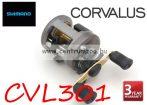 Shimano CORVALUS multi orsó (CVL301 )