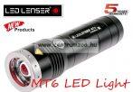 keresőlámpa LED LENSER MT6 600lumen extra fényű lámpa