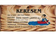 FATÁBLA KERESEM   (TREF2-015)