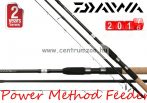 DAIWA Team Daiwa Power Method Feeder 3,60m  feeder bot (204432)(TDF12PMQ)