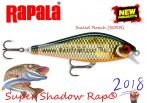Rapala SSDR16 SCRR Super Shadow Rap® Rapala wobbler