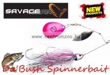 Savage Gear Da'Bush Spinnerbait 32g #3 Pink Flash villantó (57609)