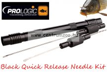 fűzőtű - Prologic Black Quick Release Needle Kit Small 3in1 fűzőtű készlet  (45741)