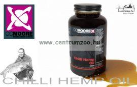 CCMoore - Chilli Hemp Oil 500ml - Chillis kendermag olaj (0000000000628)