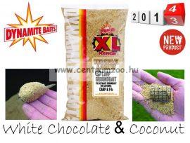 Dynamite Baits White Chocolate&Coconut 2 kg etetőanyag (XL835)
