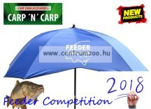 ERNYŐ - Carp Zoom Feeder Competition V Umbrella   V-bevágású horgászernyő UV (250cm átmérő) (CZ7329)