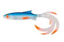 Balzer Shirasu Soft Lures Shad gumihal 11cm 6g (0013674411) Blue Arctic