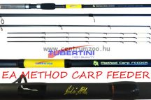 Tubertini EA METHOD CARP FEEDER 3,9m 40-120g feeder bot (MA0W506)