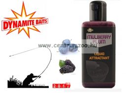 Dynamite Baits aroma Mulberry Plum Hi-Attract Liquid Attractant 250ml (DY1017)