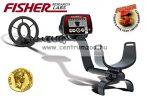 Fisher USA F11 fémdetektor 7''-os tekerccsel (fis-det-f11-01)