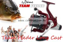 By Döme Team Feeder Long Cast 5500 LCS, 2506-650 nyeletőfékes orsó