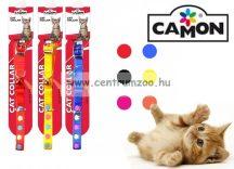 Camon Premium Collare Elastico per Gatto nyakörv cicáknak több színben (D602)