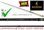 Browning COMMERCIAL KING² CARP FEEDER 3,3m 8lb  feeder bot (1878330)
