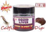 Dynamite Baits Squid Liver Catfish Hookbait Dip - Tintahal, máj HARCSA DIP 270ml (DY880)