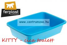 Ferplast Kitty cica toalett -Mini macska WC alomtálca (72042099)