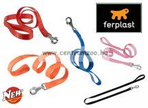 Ferplast Club G 10mm erős textil póráz több színben