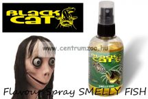 Black Cat Flavour Spray  SMELLY FISH100ml harcsamágnes aroma (3904004)