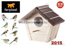 Ferplast Natura Outside Nest fa madárodú kertbe N4 WHITE (92116011)