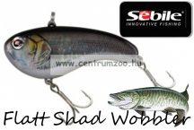 Sebile® Flatt Shad megbízható wobbler FS-050-SK - Natural Shiner NSH (1404988)