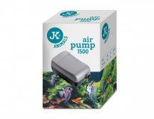 JK Animals Air Pump - akváriumi  légpumpa 90 l/h, 2W AP1500) (14158)