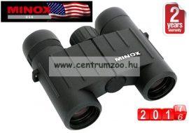 Minox BF 10x25 BR Binoculars Black távcső (62032)